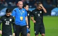 """Lo bị sa thải, HLV U23 Thái Lan làm """"cách mạng"""" đội hình"""