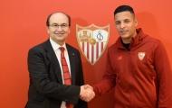 CHÍNH THỨC: Sevilla có siêu hậu vệ từ Brazl