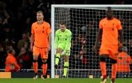 Chấm điểm Liverpool trận Arsenal: Gã hề trong khung gỗ!