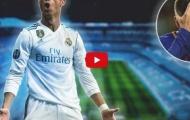 Cristiano Ronaldo từng 'hành hạ' Gerard Pique như thế nào?