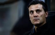 SỐC: AC Milan tính mời Montella về lại ghế nóng