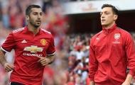 Bale, Mkhitaryan & 12 thương vụ có thể 'nổ' ra trong mùa Đông