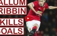 Callum Gribbin - tương lai của hàng tiền vệ Man Utd