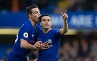 Chấm điểm Chelsea sau trận Stoke: Hai nửa sáng tối