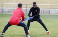 Ousmane Dembele hoàn thành mọi bài tập, sẵn sàng thi đấu
