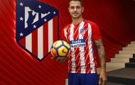 Sau Costa, Atletico công bố 'tân binh' thứ hai