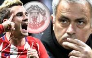 Báo ĐỘNG ĐỎ ở Man Utd: Mourinho cầu khẩn 'bom tấn'