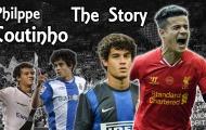 Chặng đường thành ngôi sao của Philippe Coutinho