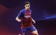 10 cầu thủ có giá phá hợp đồng cao nhất thế giới: Coutinho đứng ở đâu?