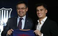 Barcelona hóa 'con nhà nghèo' sau thương vụ Coutinho