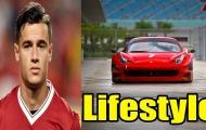 Cuộc sống của Philippe Coutinho bên ngoài sân cỏ