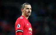 Ibrahimovic sẽ rời Man Utd vào cuối mùa
