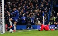 Hòa không bàn thắng, Arsenal hẹn Chelsea quyết chiến tại Emirates