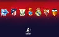 Derby Barcelona ở tứ kết Cúp Nhà vua