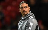 Mourinho thừa nhận Ibrahimovic đang buồn