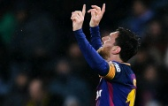Barca thắng lớn, Messi phá luôn kỉ lục của Gerd Muller