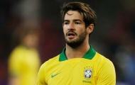 Kể công tại Trung Quốc, Pato mơ về World Cup