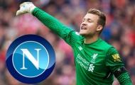 Mignolet vừa rục rịch đòi rời Liverpool, Napoli đã vào cuộc
