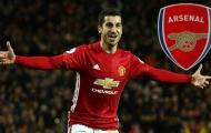 Có Mkhitaryan & Aubameyang, Arsenal đá đội hình nào?