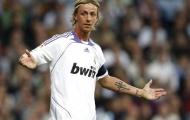 Guti và một thuở tung hoành cùng Real Madrid