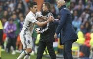 Lý do Real Madrid đang rất nhớ James Rodriguez