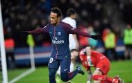 Neymar lập poker, Cavani đuổi kịp Ibra, PSG hủy diệt Dijon với tỉ số 8-0