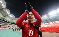 Quang Hải lọt top chân sút hay nhất U23 châu Á