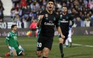 Highlights: Leganes 0-1 Real Madrid (Cúp nhà Vua TBN)