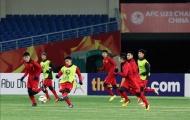 U23 Việt Nam thay đổi giờ tập chuẩn bị đối phó U23 Iraq