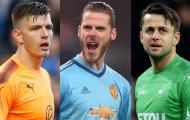 Góc thống kê: David de Gea gánh Man Utd như thế nào?