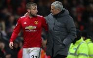Mourinho: Không nhiều hậu vệ trái xuất sắc hơn Luke Shaw