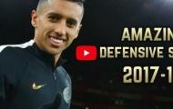 Những pha xử lý rất hay của Marquinhos mùa 2017/18