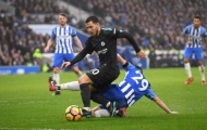 TRỰC TIẾP Brighton 0-4 Chelsea: Hazard chấm dứt hy vọng của chủ nhà (KT)