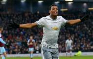 Phá lưới Burnley, Martial có lần đầu tiên tại Man Utd