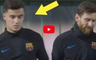 Philippe Coutinho lần đầu chơi 'bóng ma' cùng Barcelona