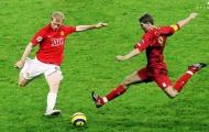 Đọ tài Paul Scholes vs Steven Gerrard