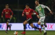 5 điểm nhấn Yeovil Town 0-4 Man Utd: Sanchez giúp CĐV Quỷ đỏ mơ mộng đủ điều