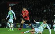 Sanchez ra mắt ấn tượng, Man Utd hủy diệt Yeovil Town