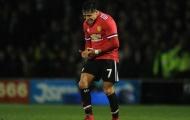 Sanchez tiếc đứt ruột khi bỏ lỡ cơ hội ghi bàn ra mắt Man Utd