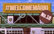 West Ham chào mừng Joao Mario theo phong cách Nintendo