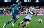 Màn trình diễn của Gareth Bale vs Valencia
