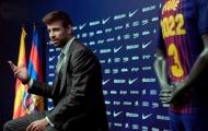 Pique: 'Rời Barca, tôi sẽ bỏ bóng đá'