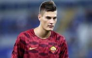 Schick lại chấn thương, Roma chặn đường tới Chelsea của Dzeko