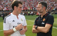 Man Utd không có cửa mua Gareth Bale