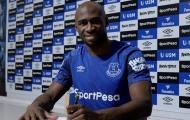 CHÍNH THỨC: Người thừa Man City cập bến Everton
