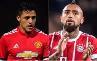 Điểm tin tối 02/02: M.U mua Vidal; Chelsea chốt người thay Conte