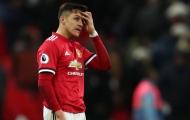 Định mệnh của Sanchez là ở Man Utd