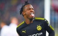 Michy Batshuayi lập cú đúp và kiến tạo ngay trận ra mắt Dortmund