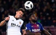 Sao Valencia tiết lộ bị Luis Suarez nhục mạ trên sân