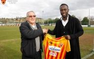 'Mê cổ tích', Sagna quyết định gia nhập Benevento
